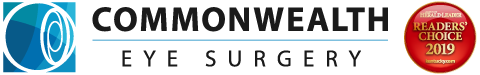 Commonwealth Eyes Logo